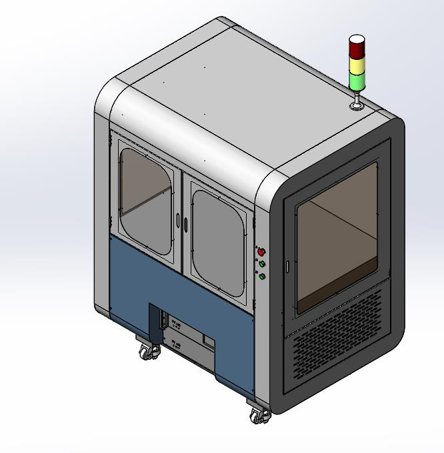400G耦合封装系统
