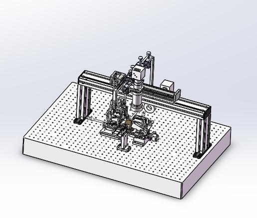 AWGCWDM4 自动耦合系统